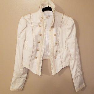 Zara Basic cropped jacket NWOT